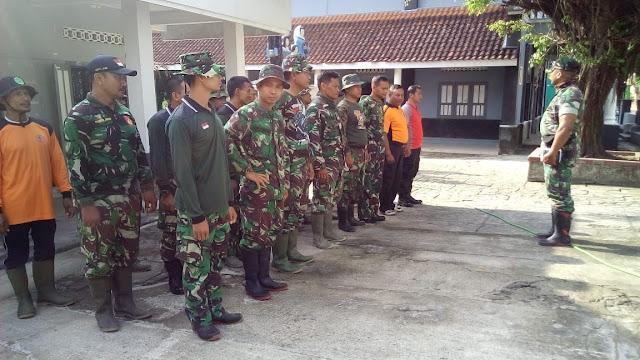 Karya Bakti Terpadu Klaten Bersinar Kodim 0723/Klaten Masih Berlangsung
