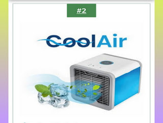 AC portabel merk cool air