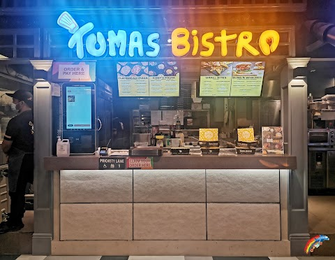 Pizza and Pasta Combo at Tomas Bistro, SM Megamall