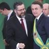 www.seuguara.com.br/Ernesto Araújo/Jair Bolsonaro/puxa-saco/