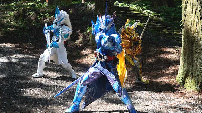 Kamen Rider Saber Episode 40 Subtitle Indonesia