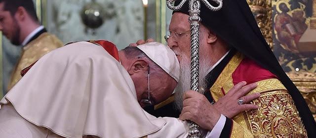 «Σιωπή» του Πάπα για την Αγιά Σοφιά
