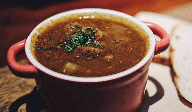 Biskupská polievka