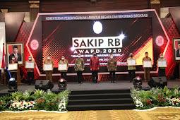 Kota Mataram Raih SAKIP Awards