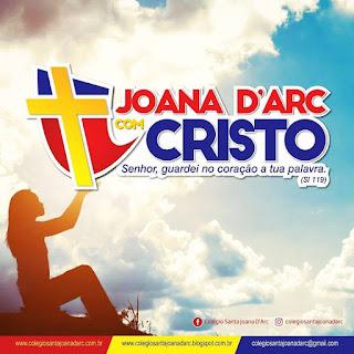VI JOANA D'ARC COM CRISTO
