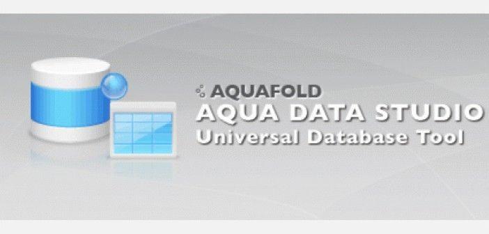 Aqua Data Studio 18.5.0.4
