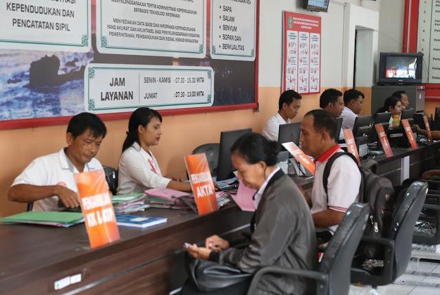Janji Kepala OPD, Optimalkan Pelayanan Publik di Tabanan