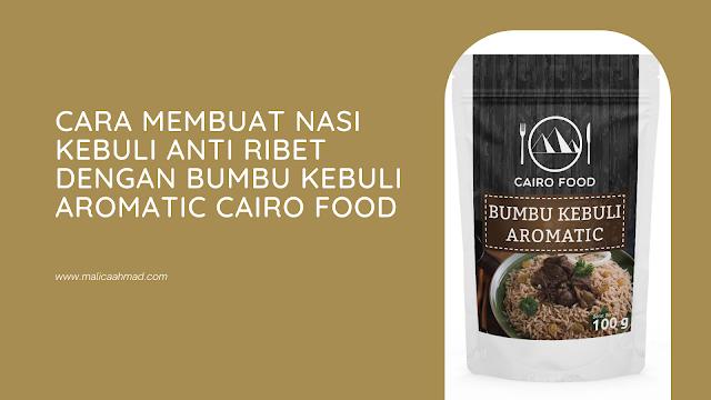 Bumbu nasi kebuli Cairo food