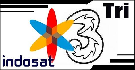 Indosat Dan Tri