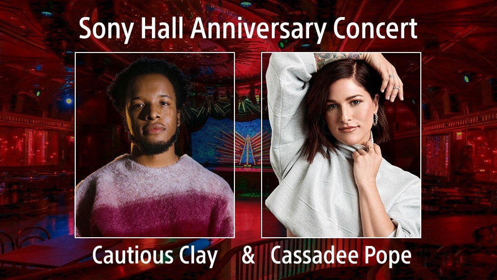 Cautious Clay and Cassadee Pope to perform in online charity concert