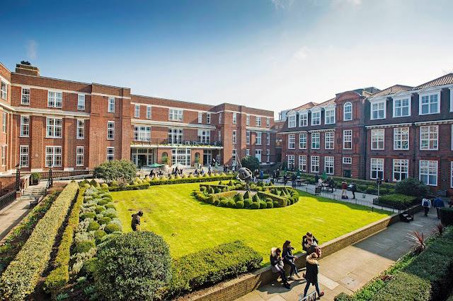 منحه جامعه ريجنت لندن الدولية للطلاب الجامعيين بالمملكه المتحده لعام 2020/2021