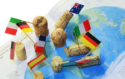 millésime 2017 vin France concurrence étrangers