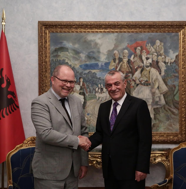 Christian Lange: We are lobbying in the Bundestag for one 'YES' for Albania in the EU