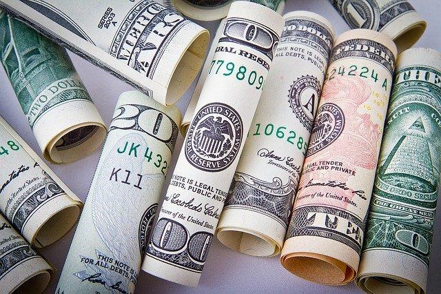 Американский доллар т
