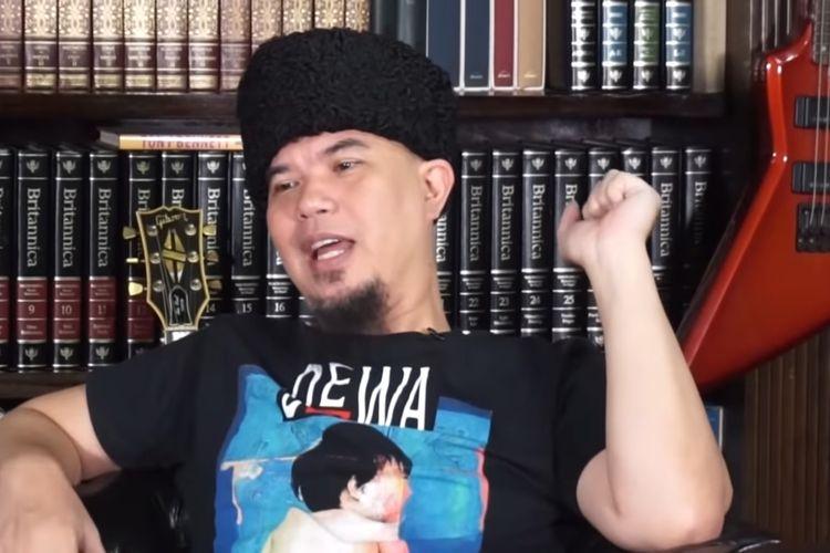 Ahmad Dhani: Jihad Janjikan 7 Bidadari Surga Karangan Mafia Teroris!