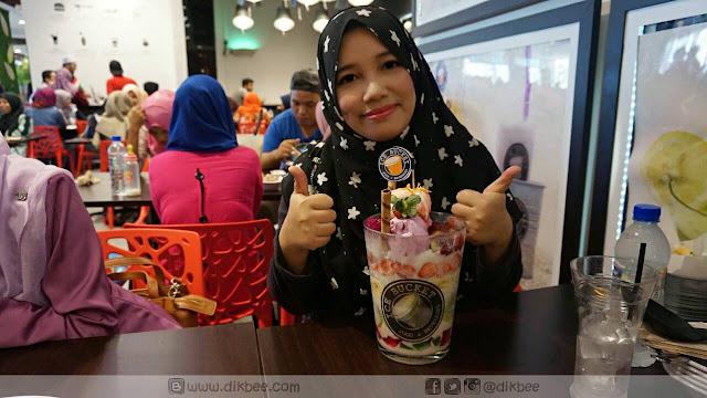 Mengidam Ice Bucket Di AEON Shah Alam
