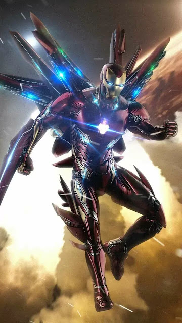 iron man infinity war wallpaper