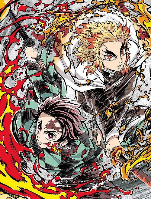 Demon Slayer: Kimetsu no Yaiba the Movie: Mugen Train (English Sub)