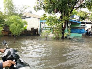 Ribuan Rumah di Medan Labuhan dan Medan Deli Terendam Banjir, Warga Harapkan Perhatian Pemerintah