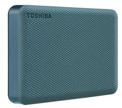 Toshiba Canvio Advance 4TB External Hard Drive