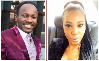 Apostle Johnson Suleman, Sahara Reporters,  Stephanie Otobo