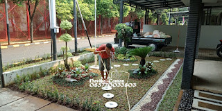 Jasa Tukang Taman Minimalis
