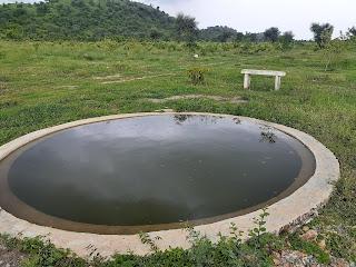 Water storage structure