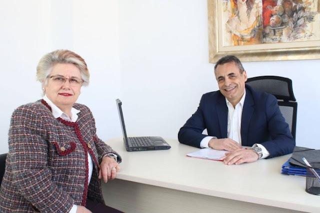 Η Παιδίατρος Γεωργία Παναγοπούλου είναι η πρώτη γυναίκα Πρόεδρος Δημοτικού Συμβουλίου στην Τρίπολη