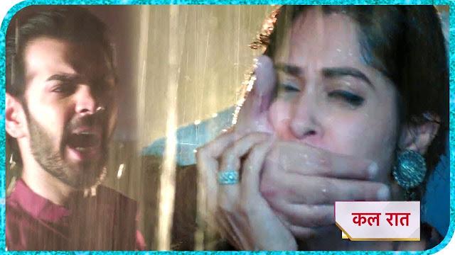 Evil Trap : Rohit turns savior to Sonakshi from Karan's evil trap in Kahan Hum Kahan Tum