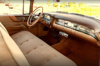 1956 Cadillac Coupe DeVille Dashboard
