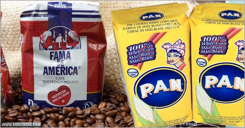 AGÁRRENSE | La Harina Pan y el Café a precios regulados abarcan todo el sueldo del mes
