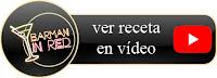 video cóctel hermandad latina barman in red