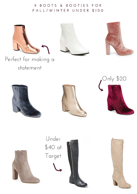Chic Budget Friendly Shoes