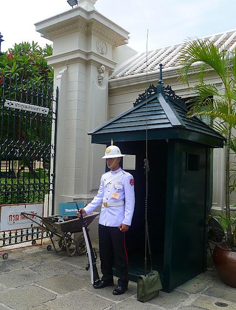 Бангкок, Королевский дворец (Bangkok, Royal Palace)