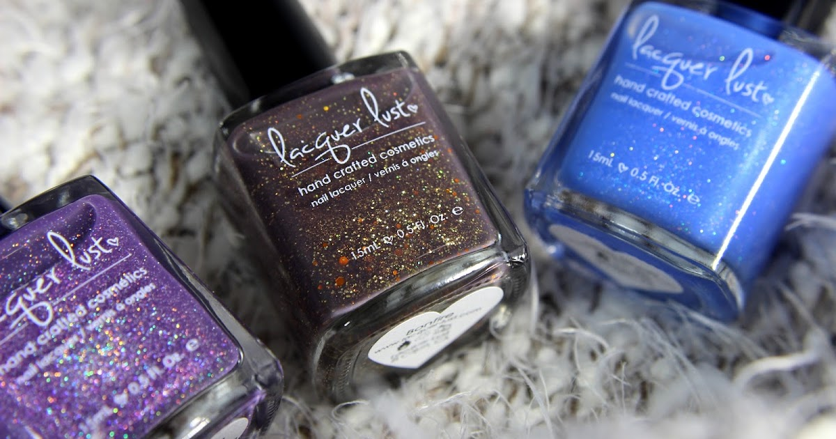 Lacquer Lust | LLP excluzive thermals ~ Glitterfingersss in english