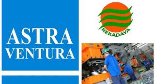 Lowongan Kerja Paling Terbaru PT REKADAYA MULTI ADIPRIMA (Astra Group)