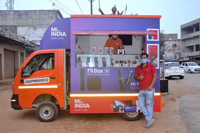 Xiaomi na India leva os produtos para mais perto da população
