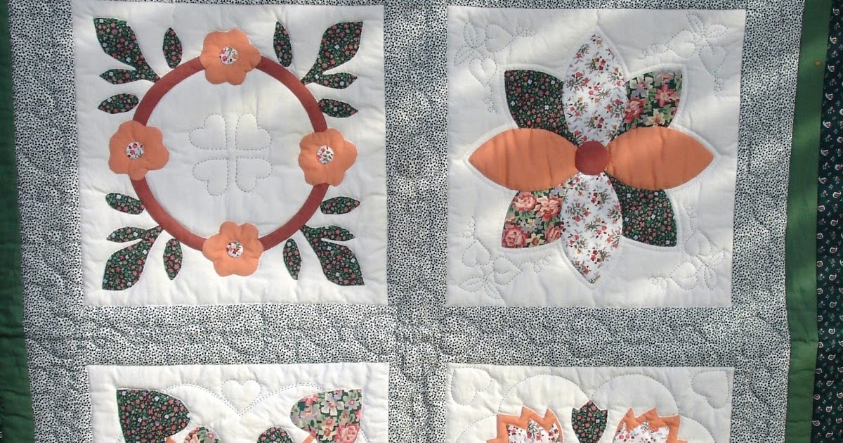 On the Spur Quilting : Lessons in Patience