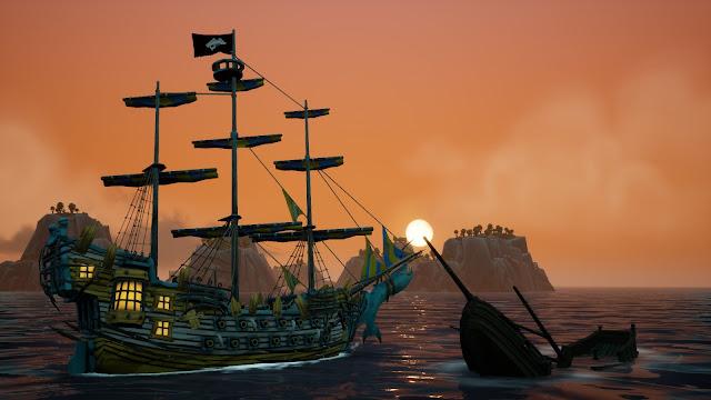 King of Seas PC Full