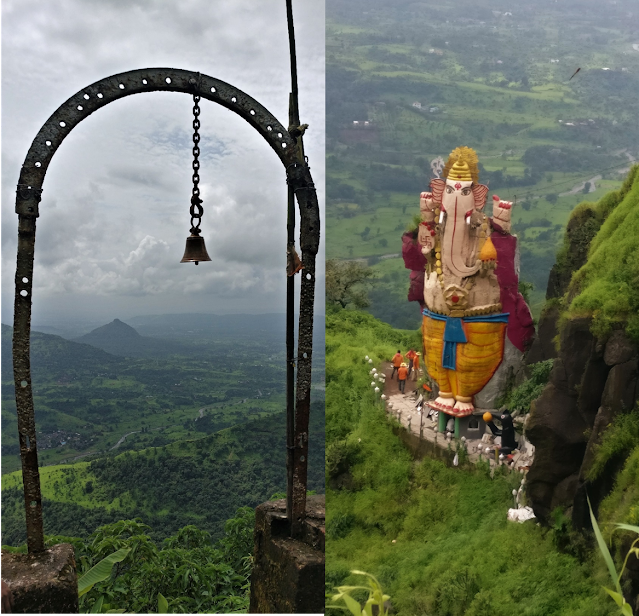 Peb fort and Kadyavarcha Ganpati