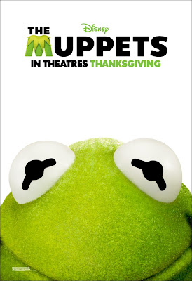 The Muppets Portrait Movie Poster Set - Kermit the Frog