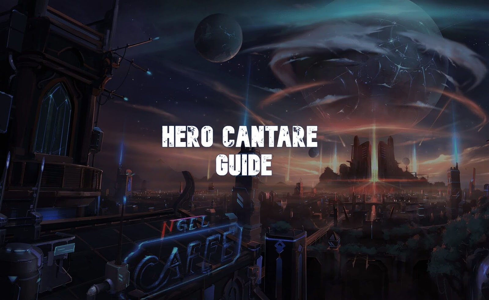 Hero Cantare Guide