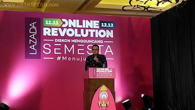 Online Revolusion Lazada untuk Kamu yang Hobi Barang DISKON !!!