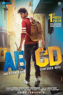 ABCD: American Born Confused Desi 2019 Hindi Dubbed 720p WEBRip