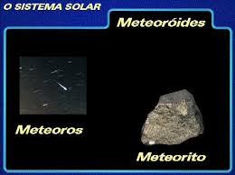 """""""Meteoróides"""""""