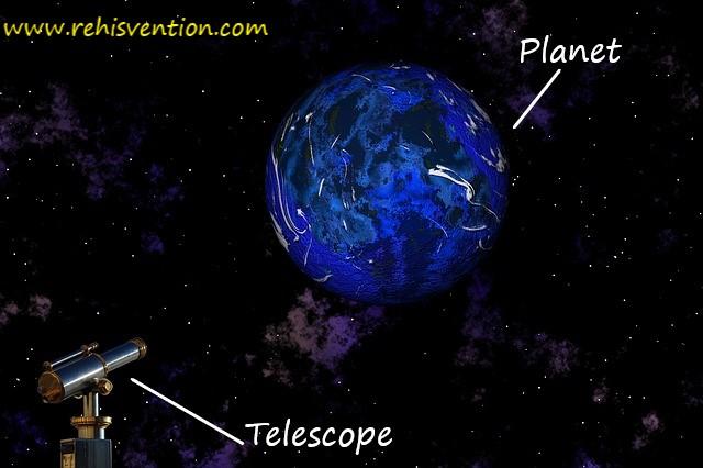 टेलिस्कोप (दूरदर्शी) क्या है और यह कैसे काम करता है? Full Information about Telescope in Hindi
