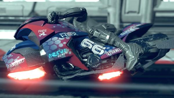 V-Racer Hoverbike PC Game