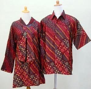 Model Baju Batik Terbaru Yang Bisa Dijadikan Sebagai Contoh Model