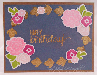 Bigger Blooms Birthday Card
