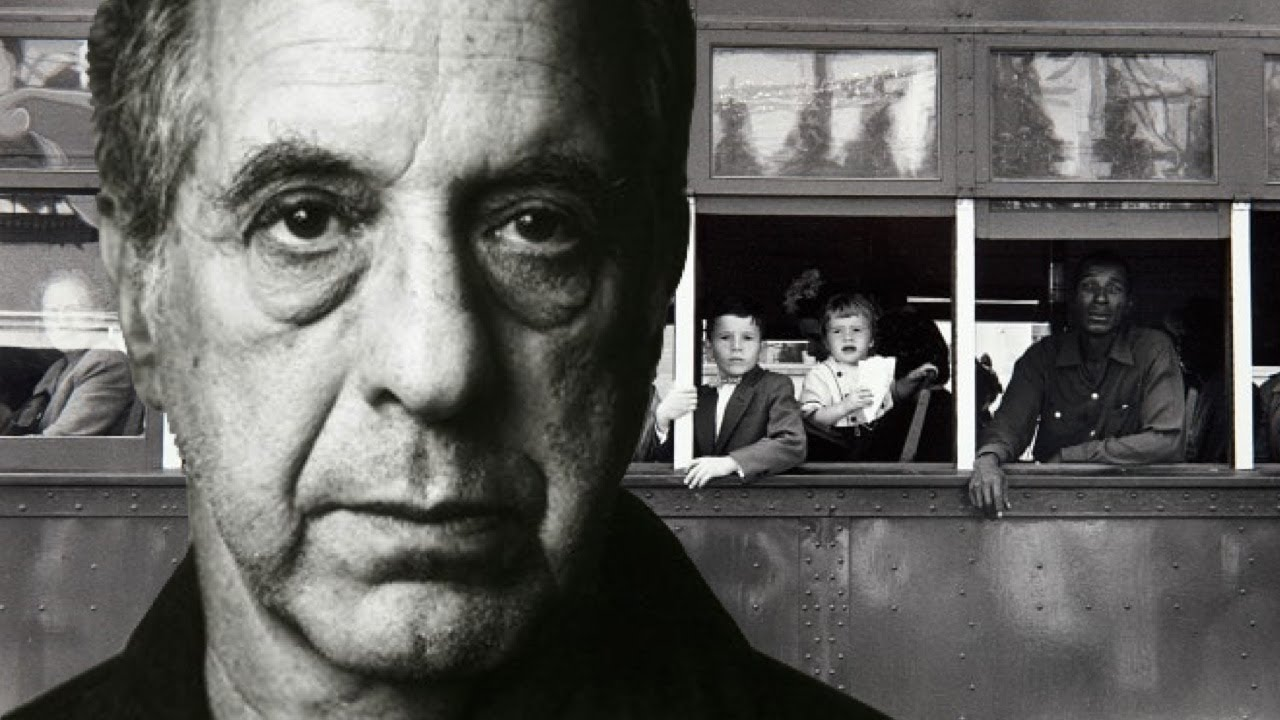Remembering Robert Frank - One of the most acclaimed photographers of the 20th century